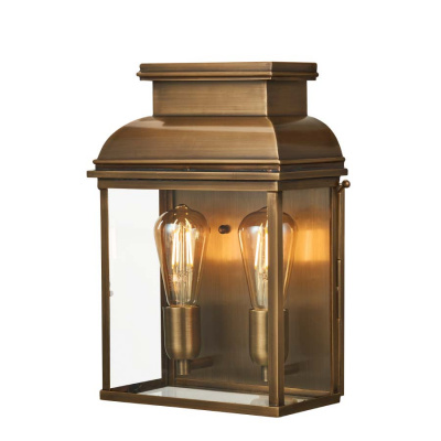 Настенный фонарь Elstead Lighting OLD BAILEY/L BR